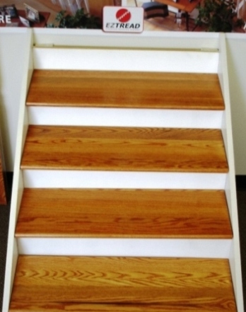 Merveilleux EZTREAD Hardwood Stair Treads In Downingtown PA
