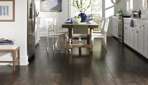Mannington Sheet Luxury Vinyl Laminate Hardwood