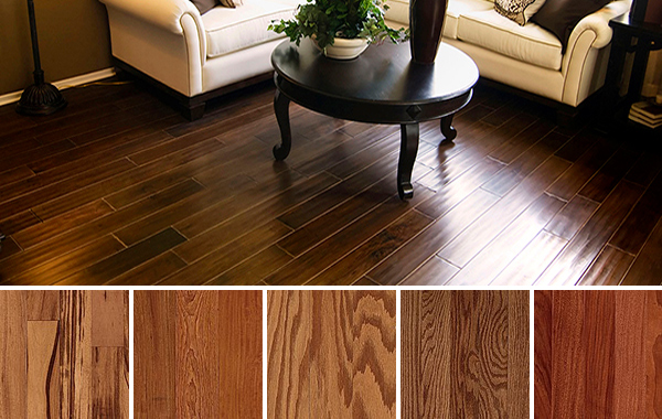 Mohawk Hardwoord Engineered Laminate Flooring